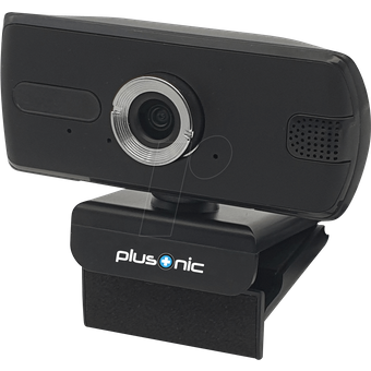 PLUSONIC 185708 Webcam Plusonic 1080p Full HD
