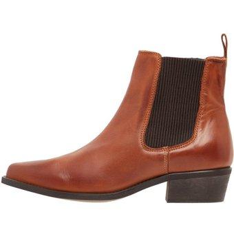Bianco Chelsea Boots