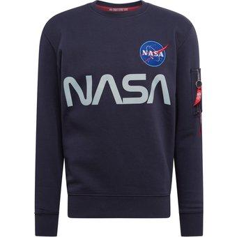 alpha industries Sweatshirt NASA Reflective