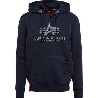 alpha industries Sweatshirt Reflective Print