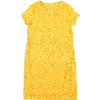 KIDS ONLY Mädchen Kleider konAMAZE S S O-NECK DRESS JRS