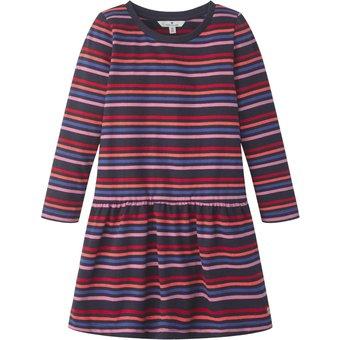 Tom Tailor Kleider Jumpsuits Gestreiftes Kleid