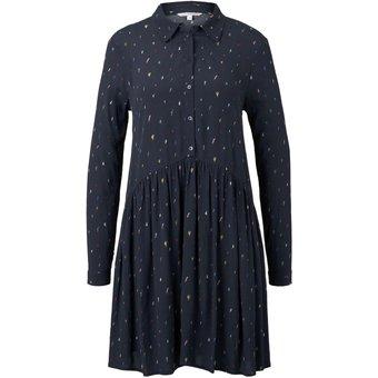Tom Tailor Denim Kleid Babydoll