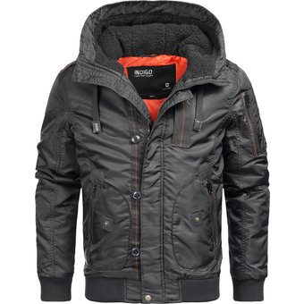 INDICODE JEANS Winterjacke Pacome