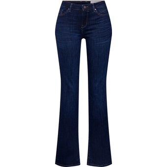 Esprit Damen Jeans OCS MR Bootcut