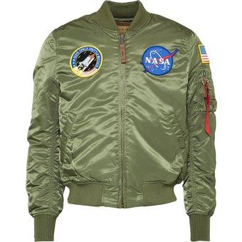 alpha industries Bomberjacke MA-1 VF NASA