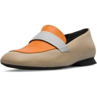 Camper Flache Schuhe Twins