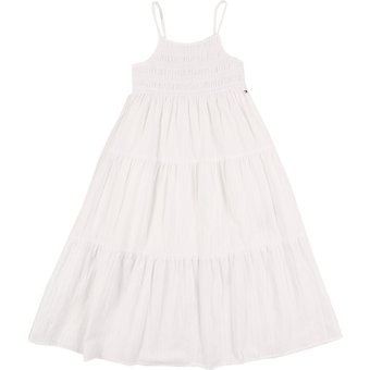 Tommy Hilfiger Kleid DOBBY LONG STRAP DRESS SLVLS