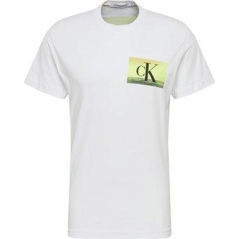 Calvin Klein Jeans T-Shirt FESTIVAL PHOTOPRINT TEE