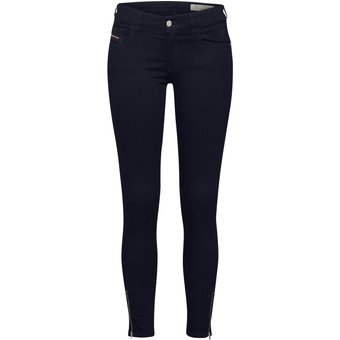 Diesel Jeans SLANDY-LOW-ZIP