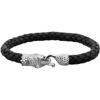 KUZZOI Armband Schlange