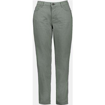 Gina Laura Damen 7 8-Jeans Tina, Taschen-Stickerei, gerade 5-Pocket-Form 723045