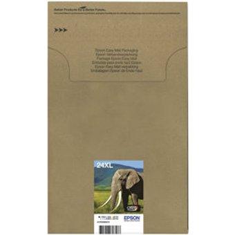 Epson 24xl elefant claria photo hd tinte multipack 6-farbig