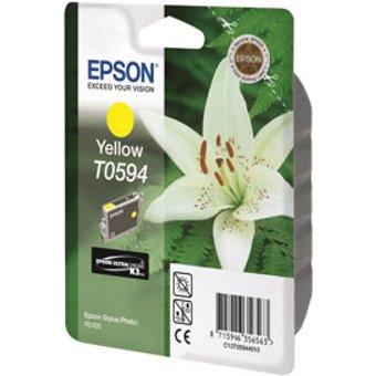 Epson tinte gelb für stylusphoto r2400 2400 nielsen bundle