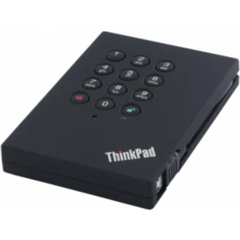 Lenovo ThinkPad USB 3.0 Portable Secure 500GB Festplatte 0A65619