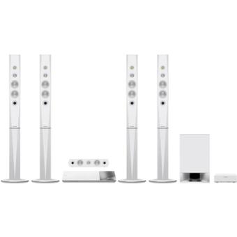 SONY BDV-N9200WW 5.1 Blu-ray 3D Heimkinosystem mit High-Resolution Audio weiss