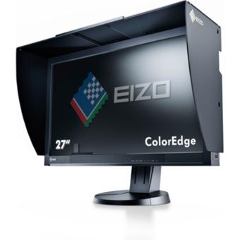 EIZO ColorEdge CG277-BK WQHD Grafik-Monitor mit Wide Gamut-Farbraum