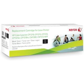Xerox Alternative zu HP CB540A Toner Schwarz für ca. 2200 Seiten