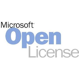 Microsoft SQL Server Standard, Lizenz Software Assurance Open-NL