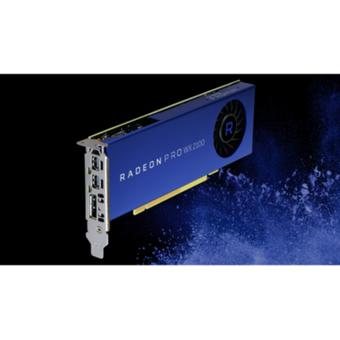 AMD Radeon Pro WX2100 2GB GDDR5 PCIe Workstation Grafikkarte 2x Mini DP 1x DP