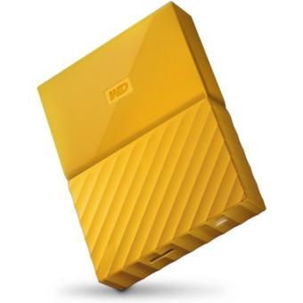 Western Digital WD My Passport USB3.0 2TB 2.5zoll externe Festplatte Gelb