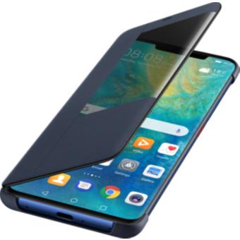 Huawei Smart Flip View Cover für Mate 20 Pro deep blue