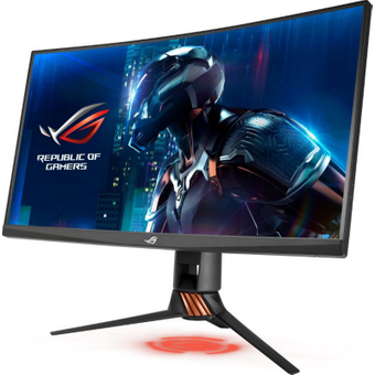 "ASUS ROG Swift PG27VQ 68,58cm 27"" 2K WQHD Curved Gaming Monitor 165Hz 1ms"