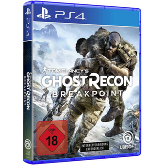 Sony Ghost Recon Breakpoint PS4 USK18