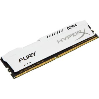 16GB 1x16GB HyperX Fury weiss DDR4-2933 CL17 RAM Gaming Arbeitsspeicher