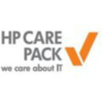 HP 5 Jahre Vor-Ort Service am nächsten Arbeitstag weltweit nur HP Notebook