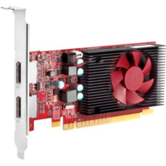 HP 5JW82AA AMD Radeon R7 430 DisplayPort VGA-Karte, 2 GB