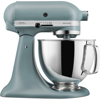 KitchenAid ARTISAN 5KSM175PSEMF Küchenmaschine 300W 4,8L nebelblau