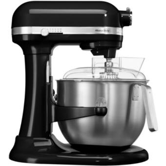 KitchenAid 5KSM7591XEOB Heavy Duty Küchenmaschine 500W 6,9L onyx schwarz