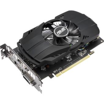 Asus AMD Radeon RX 550 Phoenix EVO Grafikkarte 2GB GDDR5 HDMI DP DVI