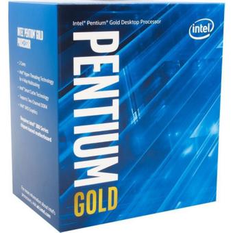 Intel Pentium Gold G6400 (2x4.0 GHz) 4MB-L3 Cache Sockel 1200 CPU