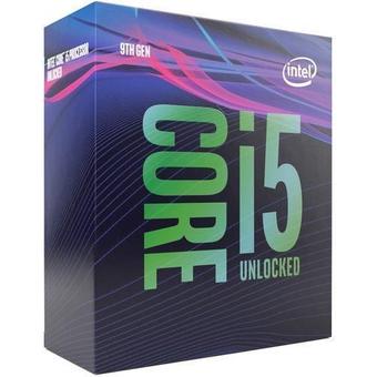 INTEL Core i5-9600K 3,7GHz LGA1151 9MB Cache Step R0 Boxed CPU (BX80684I59600K S RG11)