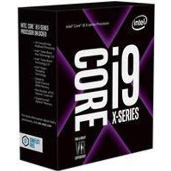 Intel CPU/Core i9-10900X 19.25M 3.70Ghz LGA14A (BX8069510900X)