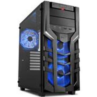 Sharkoon DG7000-G RGB Midi Tower ATX ohne Netzteil USB Audio