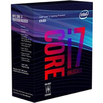 Intel Prozessor (CPU) Core i7-8700 3,2 GHz (Coffee Lake) Sockel 1151 - boxed (BX80684I78700)
