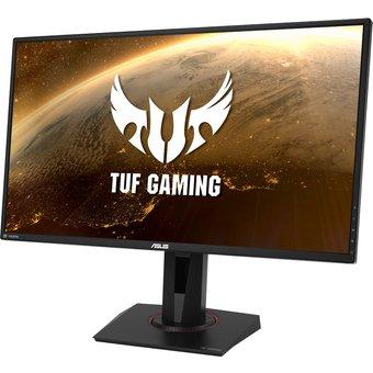 ASUS TUF Gaming VG27AQ LED-Monitor 68,47 cm 27 2560 x 1440 WQHD IPS 350 cd m 1000 1 1 ms 2xHDMI, DisplayPort Lautsprecher Schwarz 90LM0500-B01370