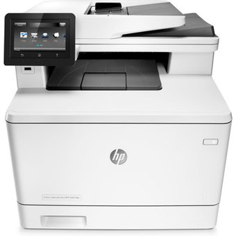 HP Color LaserJet MFP M477fdn Farblaser-Multifunktionsdrucker 4in1