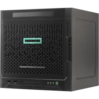 Hewlett Packard Enterprise HPE HP ProLiant MicroServer Gen10 AMD Opteron X3216 1,60GHz, 8GB RAM, 4x SATA, AMD Radeon R7