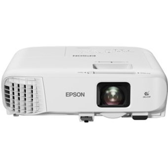 Epson EB-X49 3LCD, XGA, 3600 ANSI Lumen, Trapezkorrektur, 1.2x Zoom, 2x HDMI