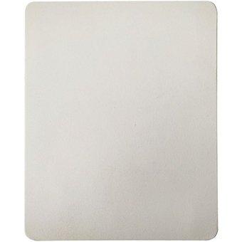 FRONHOFER Mauspad, echt Leder Mauspad, 20 cm x 25 cm, abwaschbar, haltbar, durchgefärbt