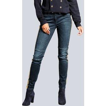 Alba Moda Jeans in modischer Waschung