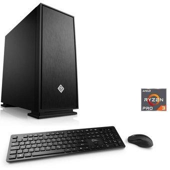 CSL Sprint T8114 Windows 10 PC AMD Ryzen 3, UHD Graphics, 16 GB RAM, 500 GB SSD