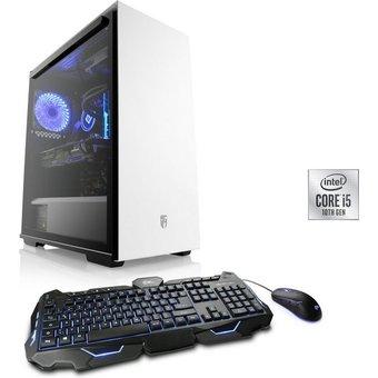 CSL HydroX T5119 Wasserkühlung Gaming-PC Intel Core i5, RTX 2070 SUPER, 32 GB RAM, 2000 GB HDD, 1000 GB SSD, Wasserkühlung