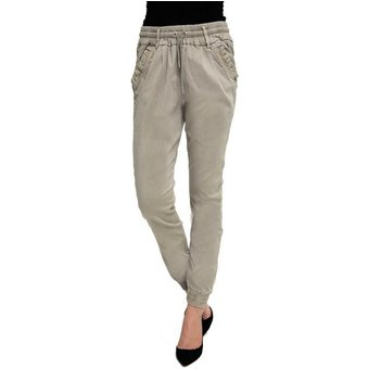 Zhrill Chinohose Pattie Zhrill Damen Chinohose Joggpant Jogger Tapered Slim Fit Pattie