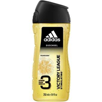 adidas Performance Duschgel Victory League 3in1 , 6-tlg., für Männer