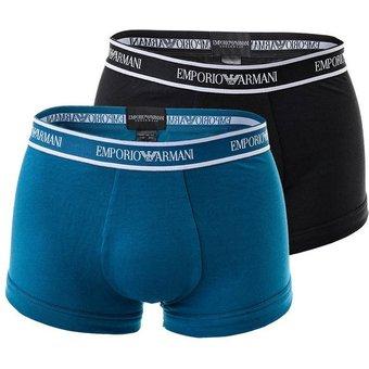 Emporio Armani Boxer Herren Boxer Shorts 2er Pack Trunks, Pants,